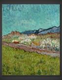 Vincent van Gogh: View of the Alpilles