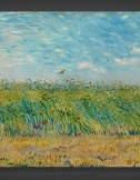 Vincent van Gogh: Wheatfield with Partridge 1887