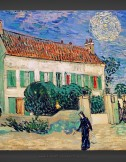Vincent van Gogh: White House at Night